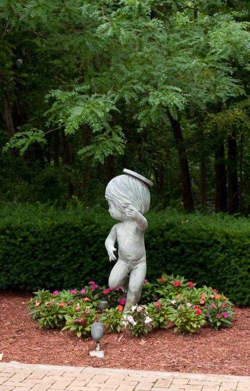 Precious statue